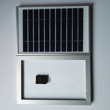 Low price mini solar panel, 12v 5w solar panel in india pv module