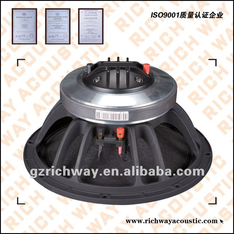 12 inch coaxial driver for aduio speaker woofer made in China professional factory competitive price best selling in 2017