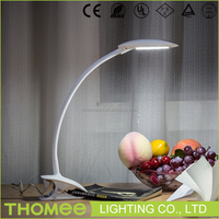 china wholesale products led light table touch switch dimmable led clamp desk lamp for reading