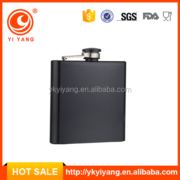 French BSCI 304 stainless steel wholesale hip flasks