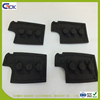 High quality custom order rubber custom machine spacer silicone accessories parts