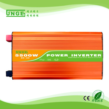 Peak Power 11KW 24v/48v/96v 5500w high frequency pure sine wave power inverter /portable UPS inverter