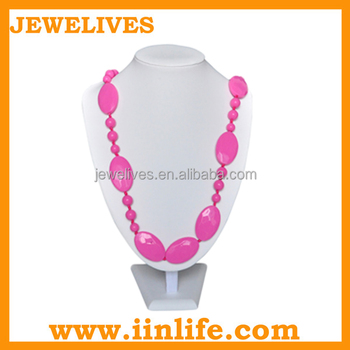New invention sbaby chewing silicone necklace teething