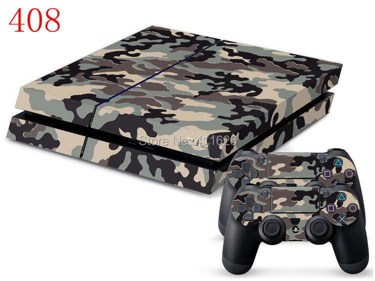New Factory Price For Sony Playstation 4 Console Controller For PS4 Vinyl Sticker