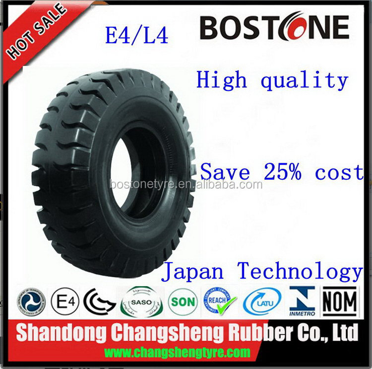 2015 unique otr tyre 9.75-18 for mining
