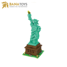 American Statue of Liberty Micro block Building Kit for kids