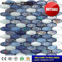 Factory of tiles in China classical mosaic tiles dubai for swimming pool