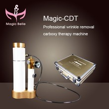 New Product in 2016 Mini Skin Care CarboxyTherapy Machine Wrinkle Removal CDT with CE