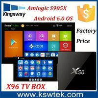 High quality x96 wifi Android tamil TV box Android TV box dual tuner hd sex porn video tv box