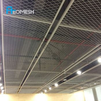 Project in China Domestic Expanded Metal Mesh