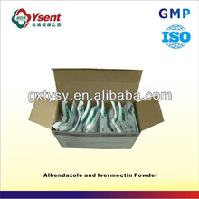 Ysent remarkable effect ivermectin clorsulon injection