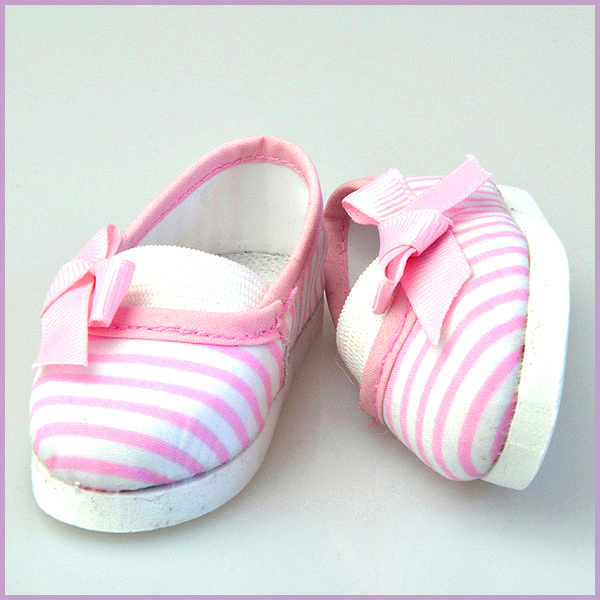 2017 leisure 18 inch rubber sole doll shoes fancy style