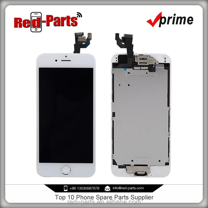 New product complete accessories lcd touch screen digitizer assembly for iphone