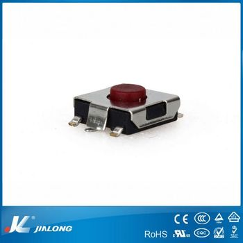Sophisticated technology smd tact switch