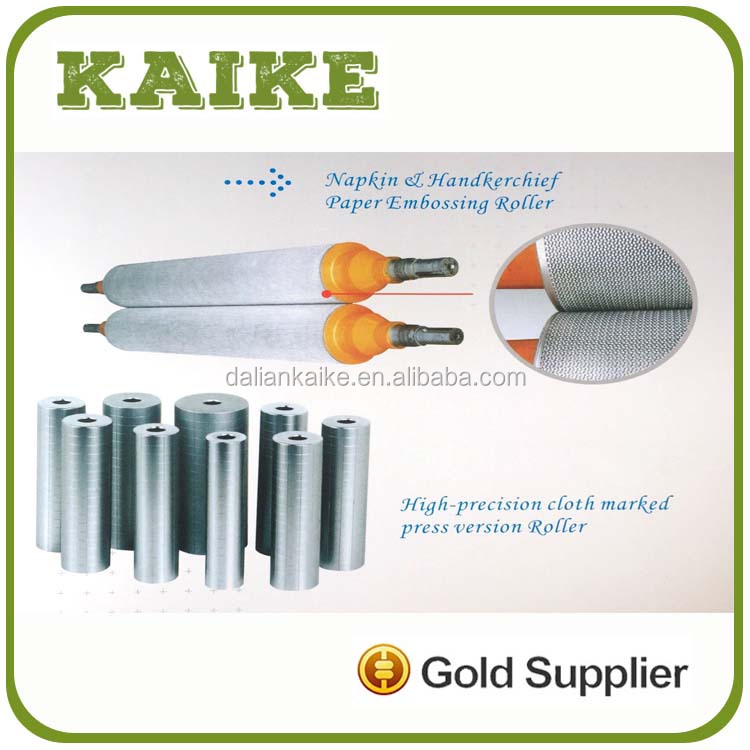 High quality embossing roller for sale