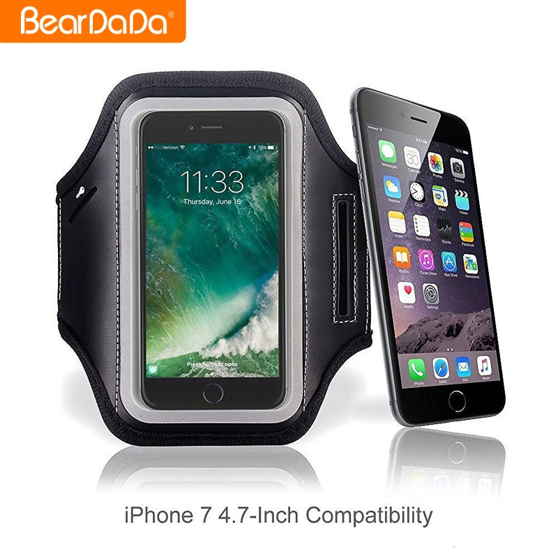 Wholesale outdoor fitness sports armband for iphone