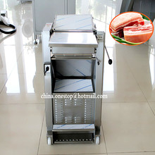 Slaughterhouse Meat Skinning Machine for Pig Skin Removal Pork Hair Removing Machine Remover Equipment Cleaner Equipment
