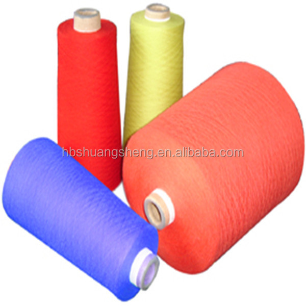 1/4Nm Neps Yarn 85% Acrylic 15% Polyester