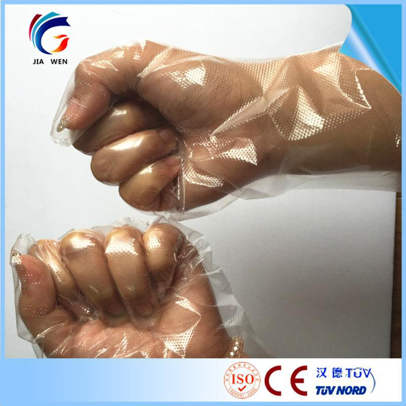 dpe/ldpe disposable glove household cleaning gloves disposable finger gloves non toxic