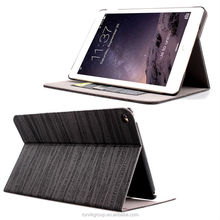 High quality case for ipad, for ipad 6 case, for pu leather ipad case