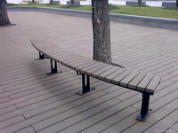 wpc metal bench legs wooden bench decorative metal wood benches outdoor wood iron bench