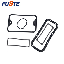 Custom heat resistant square silicon seals rubber gasket