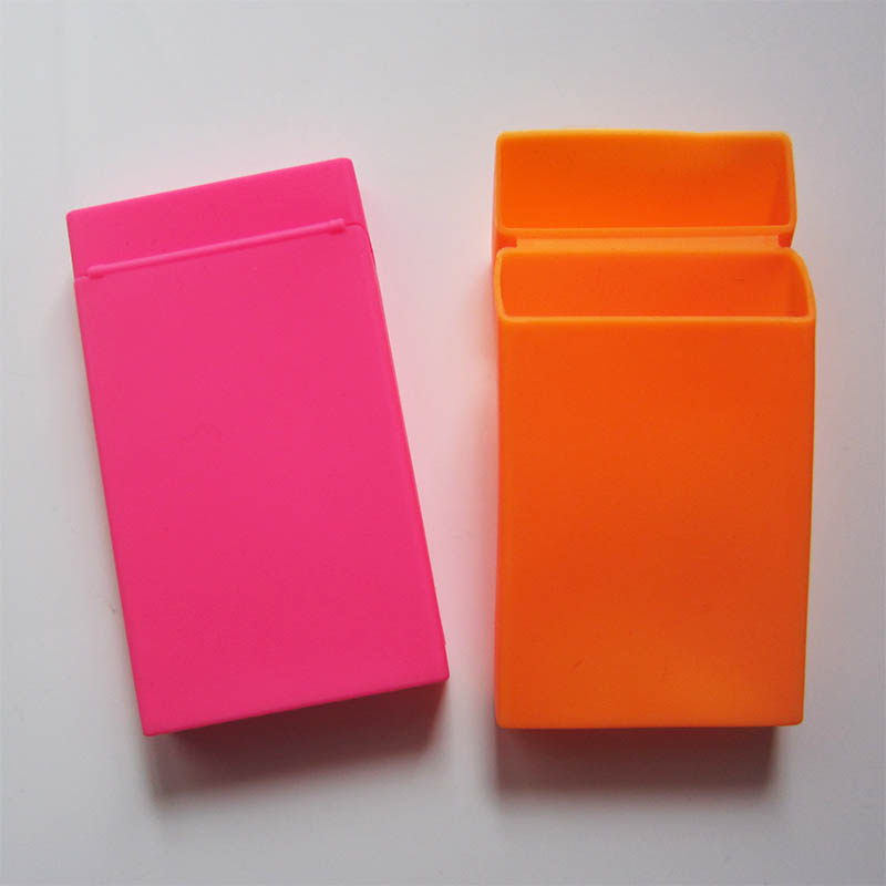 wholesale silicone cute cigarette cases for women