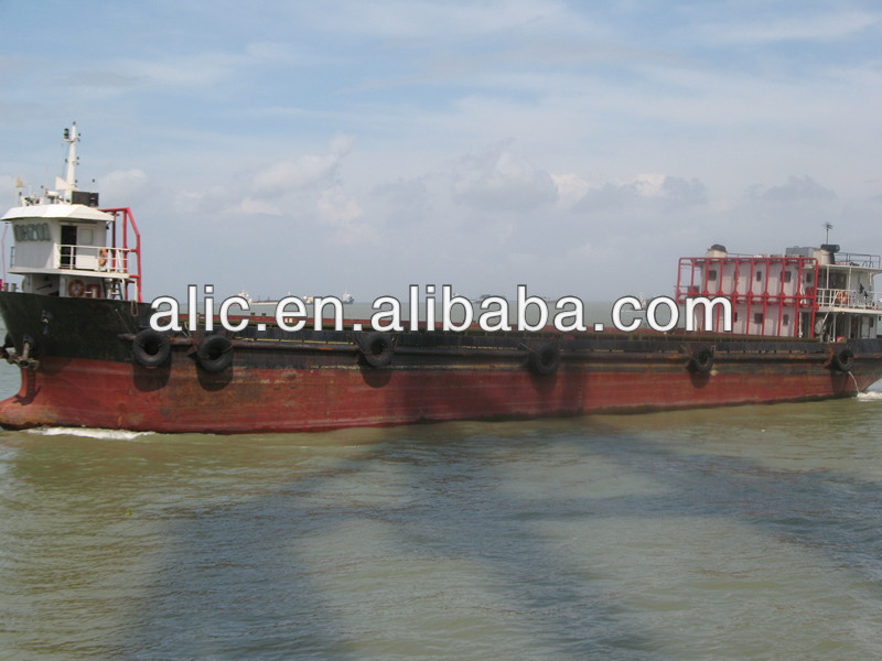 1800 dwt container barge