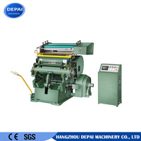 TYMB series 1100mm die cutting and creasing machine