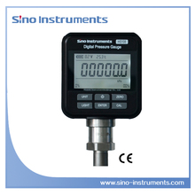 HS108 Price of water pressure gauge manometer