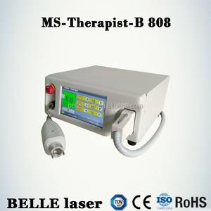 808nm LLLT medical laser therapy equipment for knee pain relief