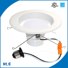 Reccessed surface mounted 15w led retrofit downlight led downlight