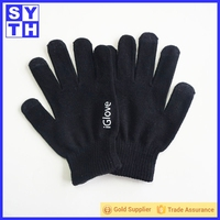 New arrival touch screen gloves for smart phone/iphone/ipad/iglove