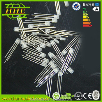 New Designed!! Small Interval bi-color 234 RG common anode dip led diode water clear