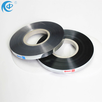 New style custom metallized polypropylene film 3.8um