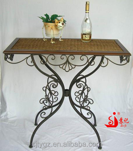 Commercial Furniture Of Wrought Iron Wine Table Buy