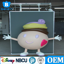 Chinese factory for custom Mascot Figure Toys Decoration Item Ice-cream Mascot