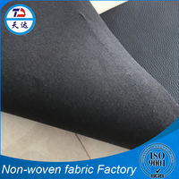 Advanced Production Line Supplier 100% Polypropylene Leather Substrate Non Woven Bags In Dubai Material