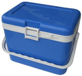 16L Mini Plastic Water Ice Cooler Box with custom logo