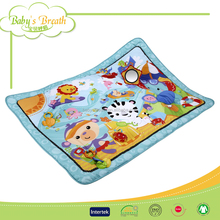 PB103 Wholesale Animal Design Baby Folding Play Mat Gym Baby Crawl Playing Mat