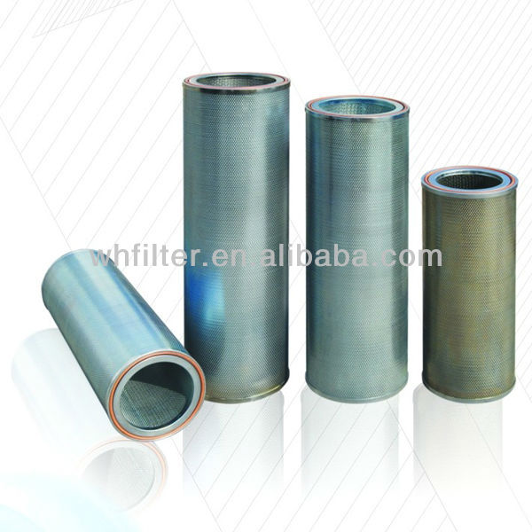 HYFA series high oil and gas separation filter element for refrigeration compressor