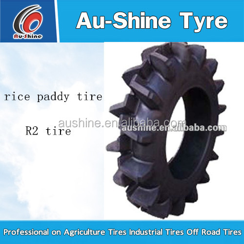 Hot selling 750-16 r2 rice paddy tractor tire