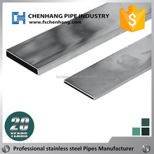 Lower price ASTM standard stainless steel thin wall rectangular tube