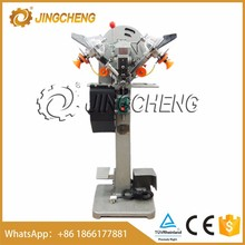 automatic prong snap button attaching/fixing machine