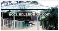 polycarbonate clear plastic roofing sheet price
