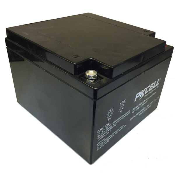 electric bike battery 12v 18ah 20ah 24ah 26ah 20hr agm/ gel lead acid maintenance free ups battery