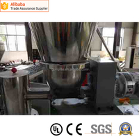 Alibaba china most popular freezer pvc profile production line