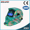 Protect Eyes Riland UV/IR protection Fast Delivery tig welding machine helmet