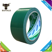 Popular Custom Printing Logo Green High Sticky Heavy Duty Duct Tape
