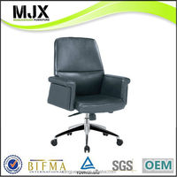 Modern professional swivel office chair no wheels